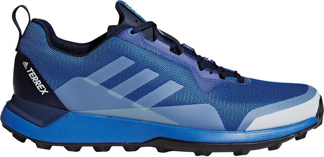 adidas TERREX CMTK Shoes Herr blue beautygrey onecollegiate navy